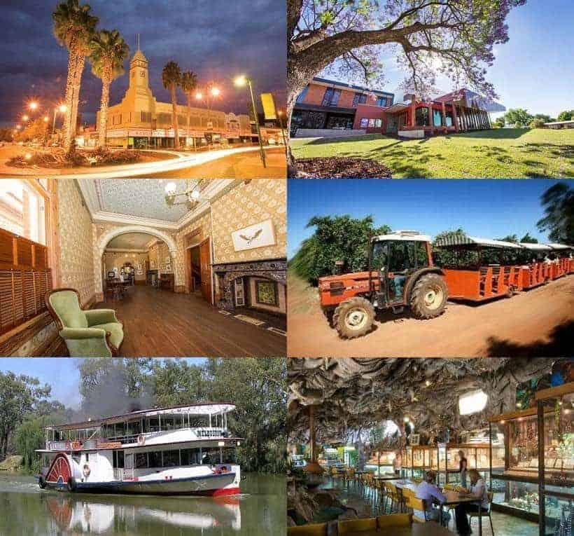 3 day Mildura/ Wentworth tour only $338